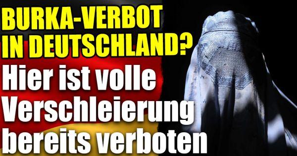evp macht druck burka verbot in deutschland hier ist vollverschleierung bereits verboten. Black Bedroom Furniture Sets. Home Design Ideas