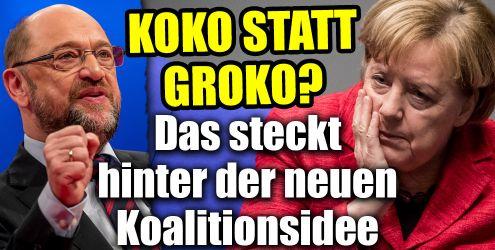 Zusammenarbeit von Union und SPD