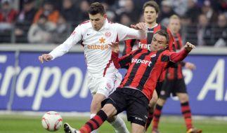 1:2 - Mainz weiter ohne Sieg gegen Frankfurt (Foto)
