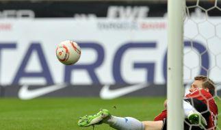 1:1 - Werder beendet Schalker Serie unter Rangnick (Foto)