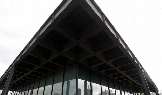 380 000 Besucher bei Gerhard Richter - Schau endet (Foto)