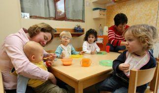 233 000 Plätze fehlen bei Kinderbetreuung (Foto)