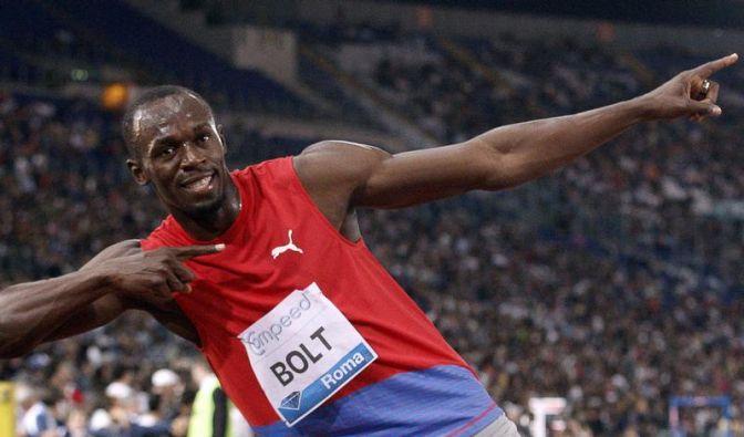 60 000 Römer feiern Sprint-Imperator Bolt (Foto)