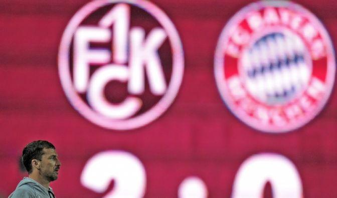 2. Bundesliga-Spieltag (Foto)