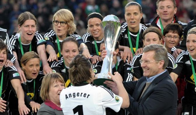 8. Cupsieg für Frankfurt - Viel Arbeit bis zur WM (Foto)