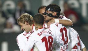 1. FC Kaiserslautern - Bayer Leverkusen (Foto)