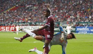 1. FC Kaiserslautern - Mainz 05 (Foto)