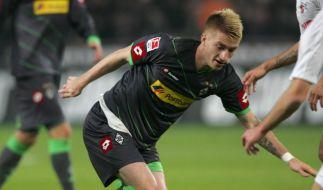 1. FC Köln - Borussia Mönchengladbach (Foto)