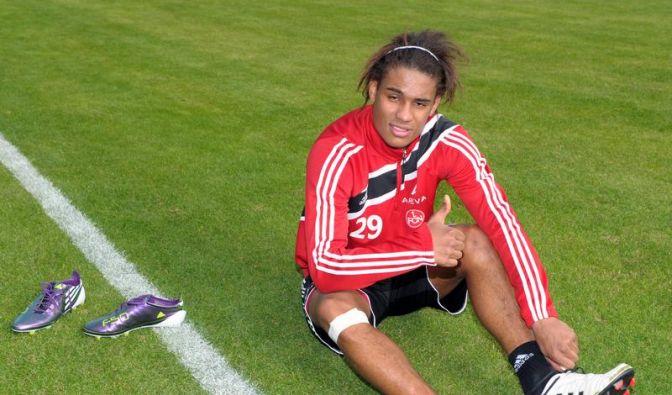 1. FC Nürnberg gibt Okotie an Sturm Graz ab (Foto)