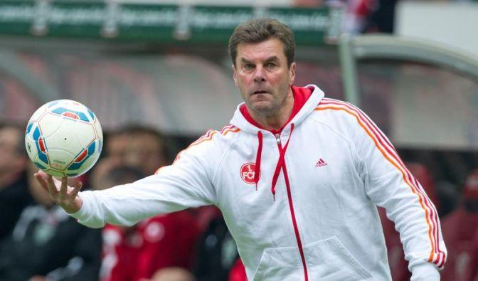 1. FC Nürnberg: Hecking glaubt nicht an Europa League (Foto)