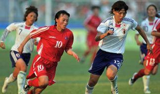 1. FFC Frankfurt holt japanische Nationalspielerin (Foto)