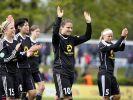 1. FFC Frankfurt wahrt Titelchance - 2:1 in München (Foto)
