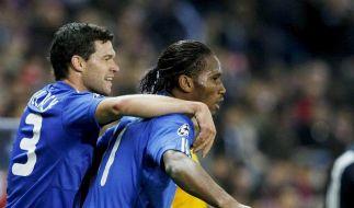 8:0-Gala: Ballack mit Chelsea englischer Meister (Foto)
