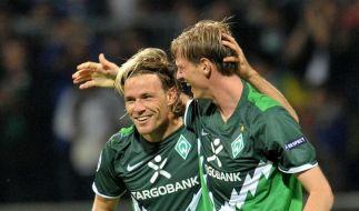3:1 gegen Genua: Werder auch ohne Özil bärenstark (Foto)