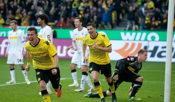 2:0 gegen Gladbach: BVB krönt Saison der Superlative (Foto)