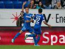 3:1 gegen Hannover: Hoffenheim feiert ersten Sieg (Foto)