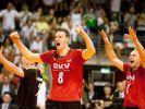 3:2 gegen Kuba: Volleyballer vor Olympia-Teilnahme (Foto)