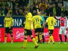 0:1 gegen Sevilla: Dortmunder Festwochen zu Ende (Foto)