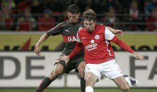 3:1 gegen Stuttgart: Mainz 05 stoppt Talfahrt (Foto)