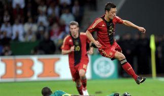 2:0 gegen Südafrika (Foto)
