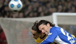 1:1 im Revierderby zwischen Schalke und Dortmund (Foto)