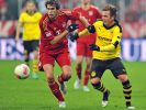 1:1 im Spitzenspiel: Götze verhindert Bayern-Sieg (Foto)