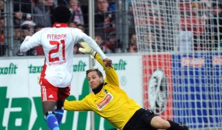 0:1 in Freiburg: Hamburger SV weiter nur Mittelmaß (Foto)