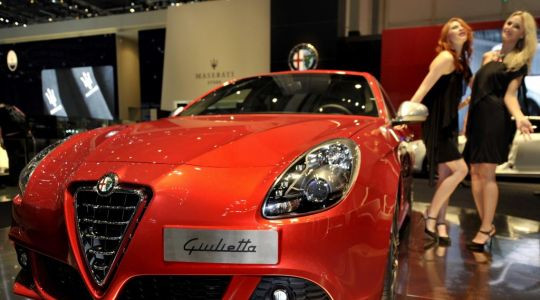 81. Internationaler Automobil-Salon Genf (Foto)