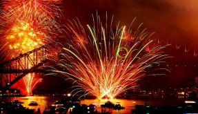 2012 ist da - Feiern im Pazifik, Warten in Berlin (Foto)