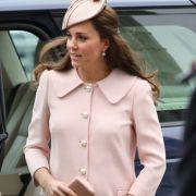 2015 ist Herzogin Catherine zum zweiten Mal schwanger.