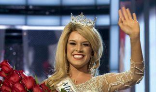 17-jährige Blondine ist «Miss America» (Foto)