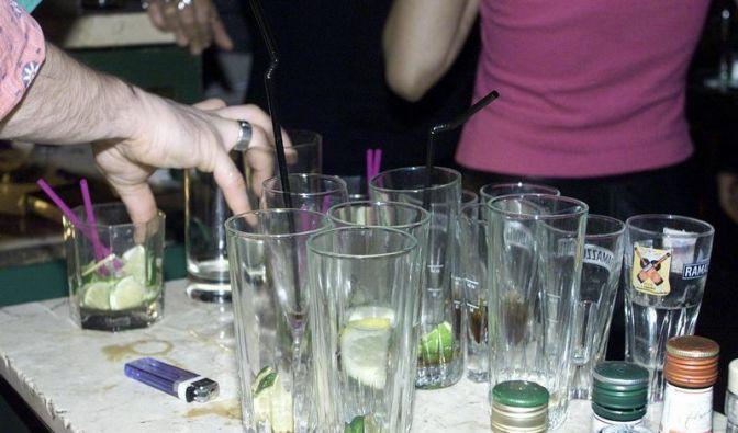 12-Jährige nicht unter Aufsicht trinken lassen (Foto)