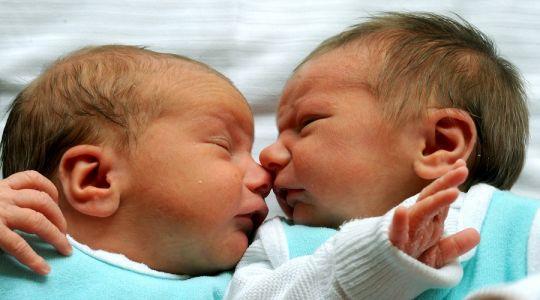 60-jährige Österreicherin bringt Zwillinge zur Welt (Symbolbild).