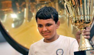 13-Jähriger ist Weltmeister im Kopfrechnen (Foto)