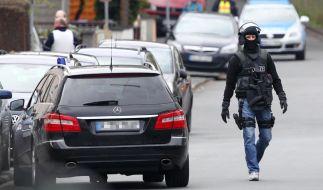 28-Jähriger schießt in Siegen um sich (Foto)