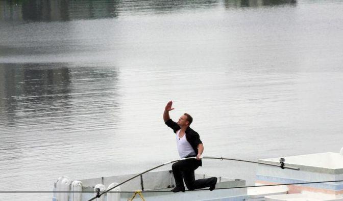 33-Jähriger will Niagarafälle auf Hochseil überqueren (Foto)