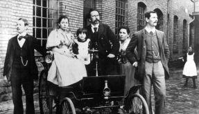 125 Jahre Auto: Eine Erfindung macht mobil (Foto)