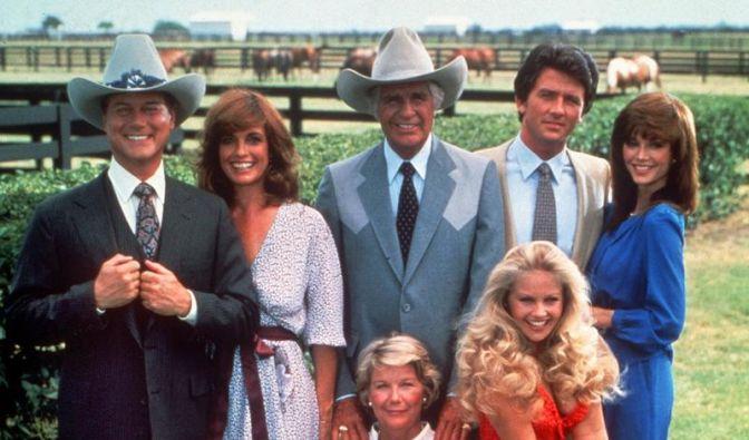 30 Jahre «Dallas» in Deutschland (Foto)