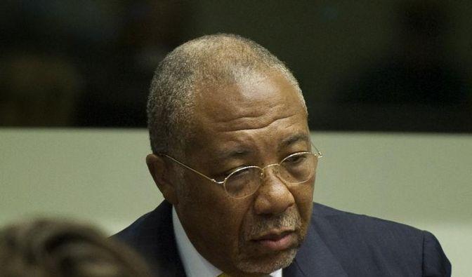50 Jahre Gefängnis für Ex-Diktator Charles Taylor (Foto)