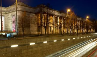 75 Jahre Haus der Kunst - Museum öffnet sein Archiv (Foto)