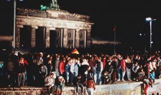 20 Jahre Mauerfall (Foto)