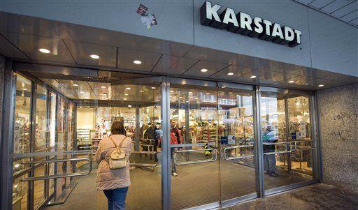 10 Karstadt-Häuser sollen geschlossen werden. (Foto)