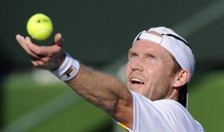 2012 letztes Tennis-Jahr für Rainer Schüttler (Foto)