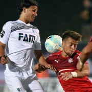 3. Liga: Auch am 34. Spieltag wird um jeden Punkt gekämpft. (Foto)