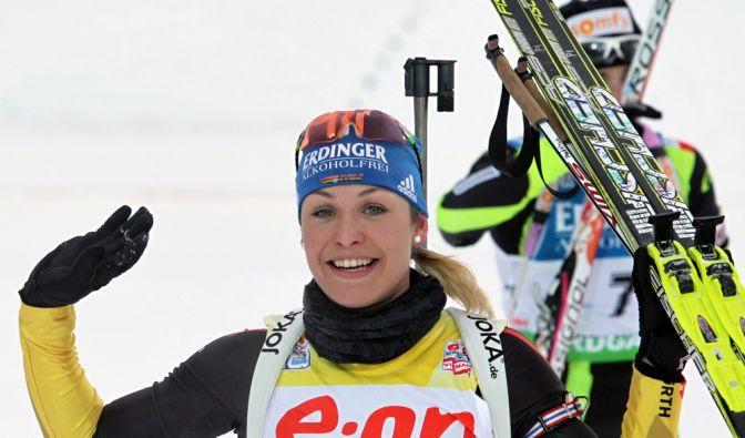 [33403350] Magdalena Neuner (Foto)