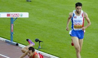 3000 Meter Hindernis: Mekhissi-Benabbad siegt wieder (Foto)
