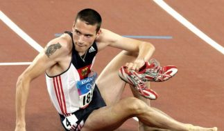 800-Meter-Läufer Herms mit 26 Jahren gestorben (Foto)