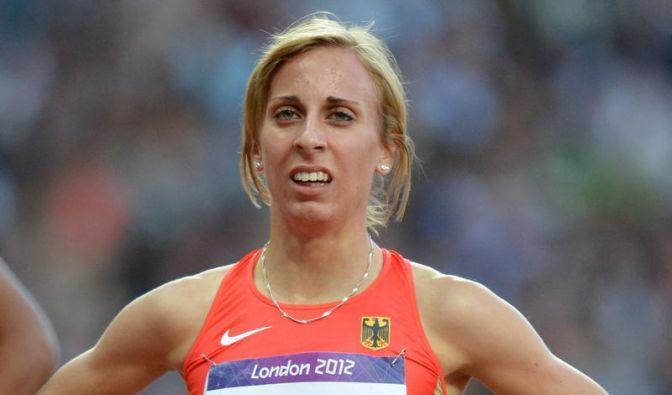 1500-Meter-Läuferin Harrer ausgeschieden (Foto)
