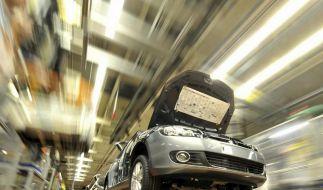 8,2 Millionen Autos: VW-Konzern mit Rekordabsatz (Foto)