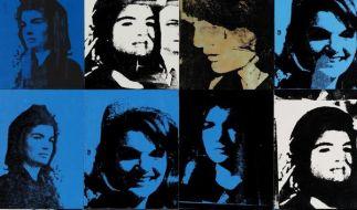 20 Millionen Dollar für Warhols «Sixteen Jackies» (Foto)